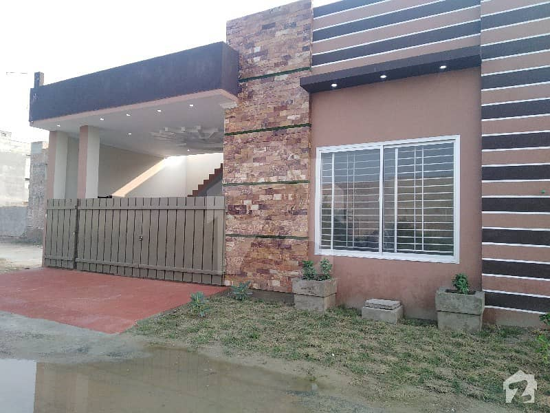 Single Storey House Is Available For Sale In Shadman City Phase 1 Bahawalpur