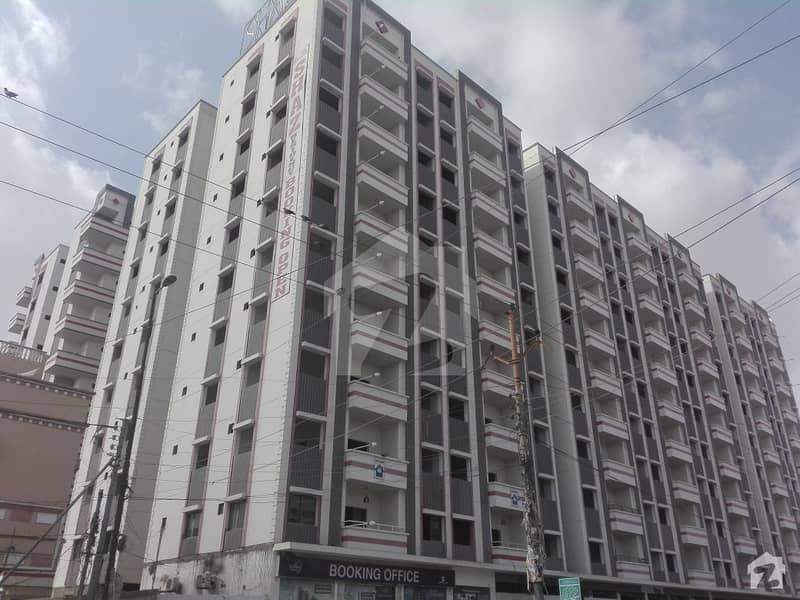 گلشنِ اقبال گلشنِ اقبال ٹاؤن کراچی میں 2 کمروں کا 4 مرلہ فلیٹ 65 لاکھ میں برائے فروخت۔