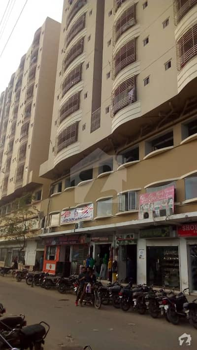 اللہ والا ٹاؤن کورنگی کراچی میں 0.36 مرلہ دکان 50 لاکھ میں برائے فروخت۔