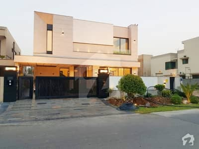 Swimming Pool Fully Basement 1 Kanal with Home Theater Bungalow For Sale Hot Location
