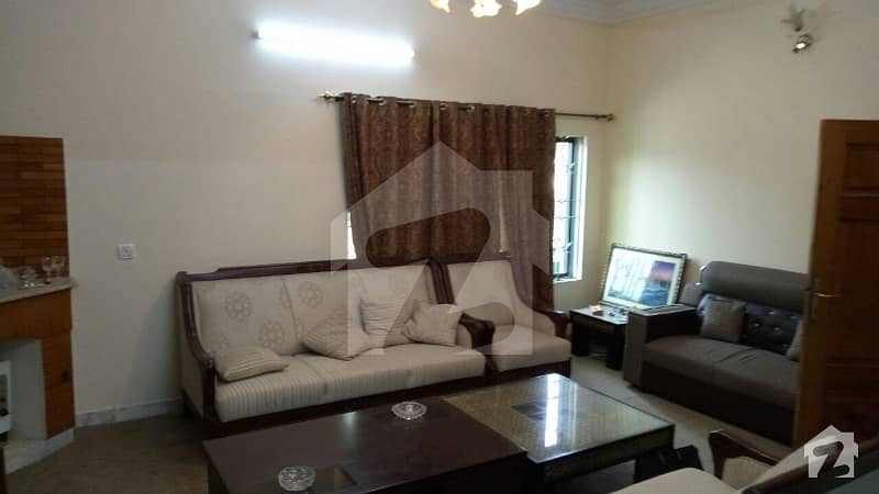 Double Storey Corner House For Sale In I-8/2