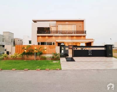 Syed Brothers offer Original Pics 1 Kanal Luxury Brand New Bungalow For Sale