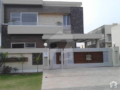 10 Marla Brand New Beauty Full House For Sale In Dha