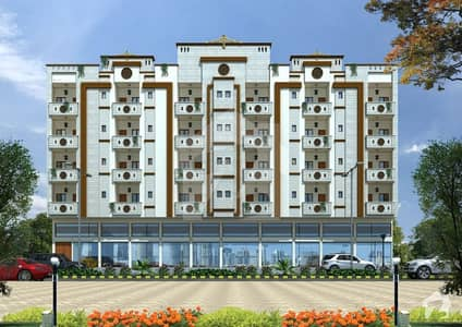 Sky Land Palace 2 Rooms Super Luxury Apartment Is Available For Sale On Installment Of 2 Years At Sector 7a Surjani Town Karachi