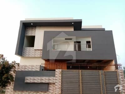 6 Marla Brand New Double Storey House Is Available For Sale In Ali Orchard Okara