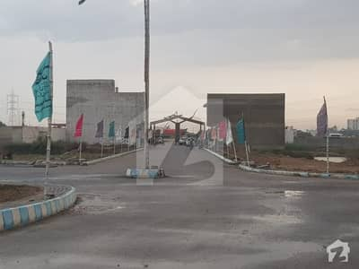 Plot Available For Sale In Pir Gul Hassan Town Karachi