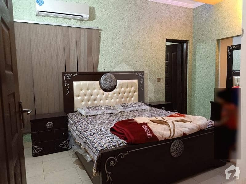 5 Marla Full Furnished Lower Portion For Rent In Bahria Town Sector D