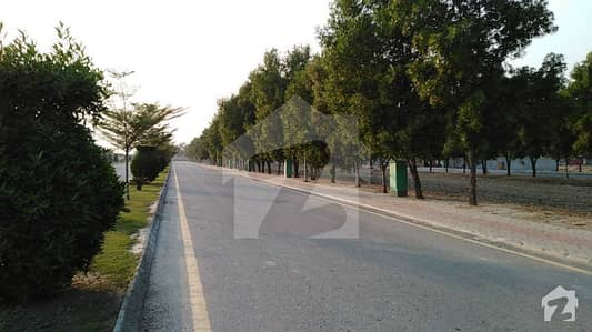 5 Marla Commercial Plot Investment Purpose for Sale in Bahria Town Lahore