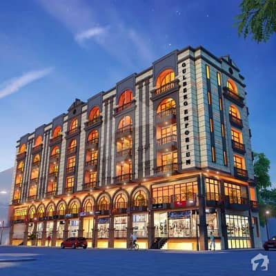 Book Your Luxury Apartment On Easy Installments In Gulberg Emporium Mall And Residency