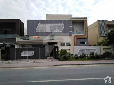1 Kanal Brand New Semi Furnished House With Basement For Sale In Jasmine Block Of Bahria Town Lahore