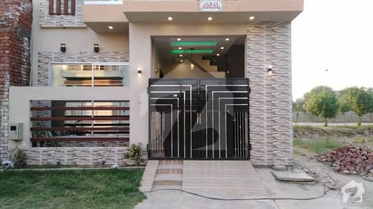 3 Marla Brand New House For Sale In A Block Of Al Kabir Town Phase 2 Lahore