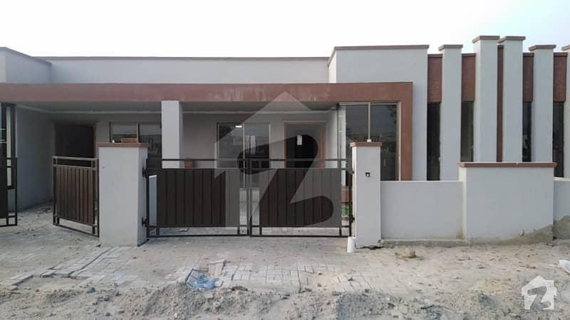 5 Marla Single Storey New House For Sale In P Block Of Khayaban E Amin Lahore