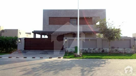 1 Kanal Brand New Bungalow For Sale R Block Of DHA Phase 7 Lahore