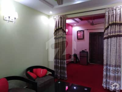 602 Sq Feet Flat For Sale In F Block Of Punjab Cooperative Housing Society Lahore