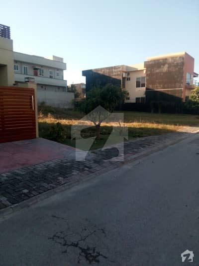 Kanal Plot Available For Sale D-17 Islamabad