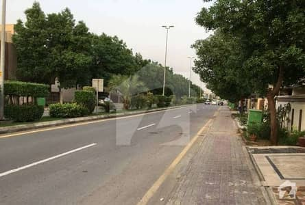 8 Marla Plot At Hot Location In Ali Block Bahria Town On Investor Price