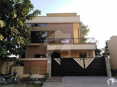 16.5 Marla Corner House Is Available For Sale In Citi Housing Society Sialkot