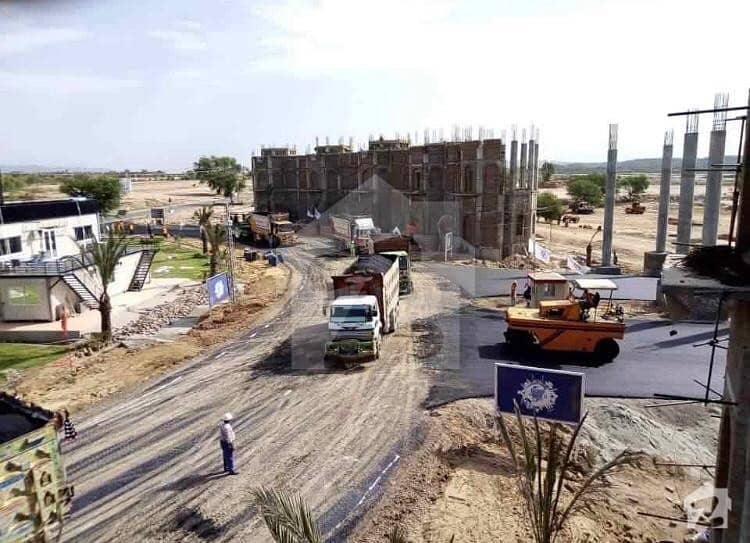5 Marla Residential Plots Available On Easy Installment At Blue World City Rawalpindi