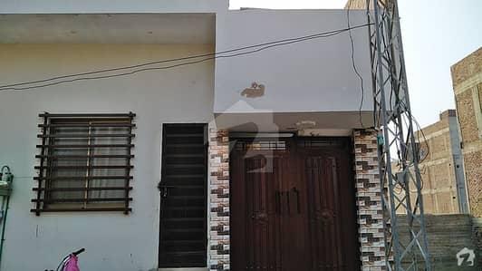 بسم اللہ گارڈن حیدر آباد میں 3 کمروں کا 4 مرلہ مکان 52 لاکھ میں برائے فروخت۔
