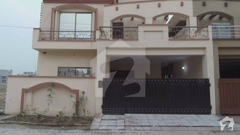 8 Marla Brand New House For Sale In Sky Land Garrison Homes Phase 10 Lahore
