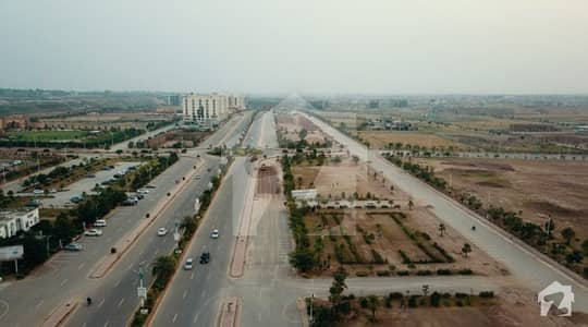 Plot File Is Available For Sale On 4 Year Easy Installments In Gulberg Greens Islamabad