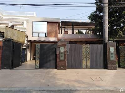 ماڈل ٹاؤن لاہور میں 5 کمروں کا 1 کنال مکان 4.5 کروڑ میں برائے فروخت۔