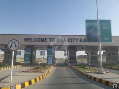 Plot Available For Sale In DHA City - Sector 2