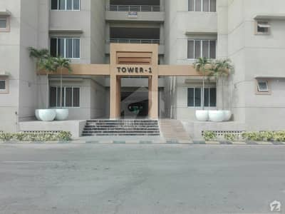 Tower 3 8th Floor Front Side Flat Available For Sale In Navy Housing Scheme Karsaz