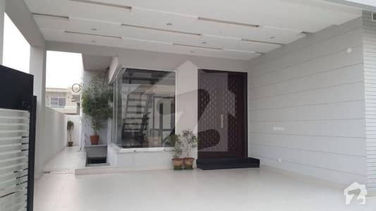 8 Marla Brand New Full House is Available For Rent in DHA Phase 6