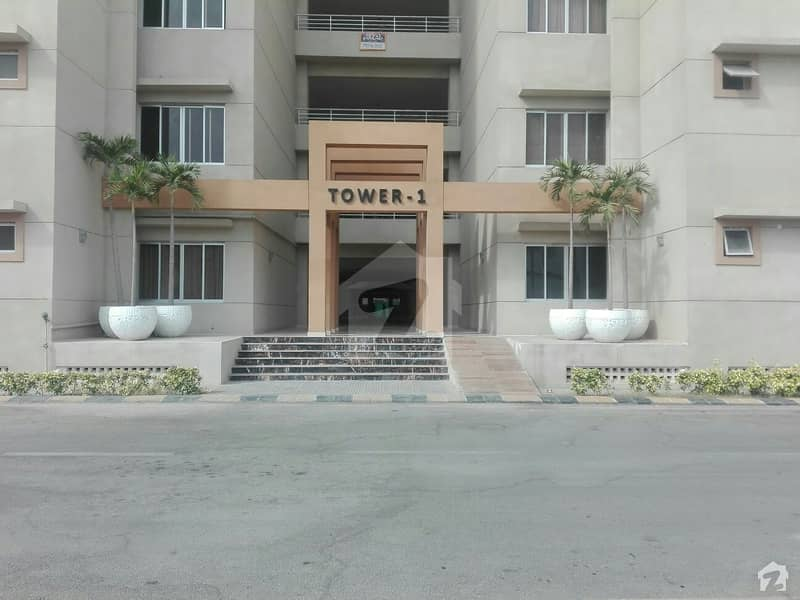Tower 5 6th Floor Flat Available For Sale In Navy Housing Scheme Karsaz