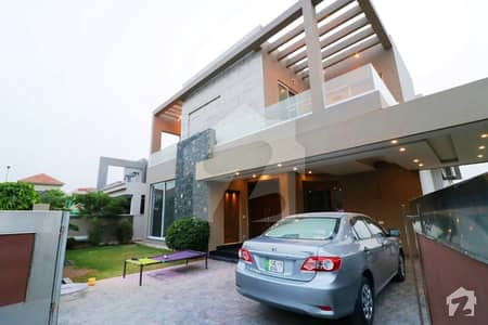 1 Kanal Modren House Is Available For Rent Located In Phase 5 B Block Dha Defence