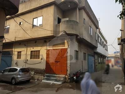 جی ٹی روڈ گوجرانوالہ میں 3 کمروں کا 6 مرلہ مکان 1.25 کروڑ میں برائے فروخت۔