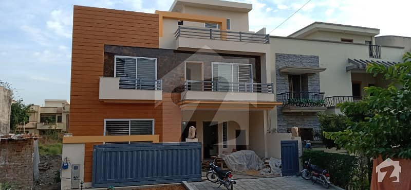 Brand New 35 X 70 House For Sale In G 13 Islamabad