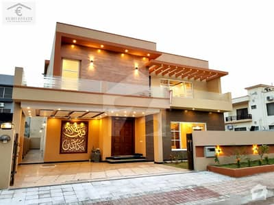 Amazing 1 Kanal 5 Bed Designer House Is Available For Sale