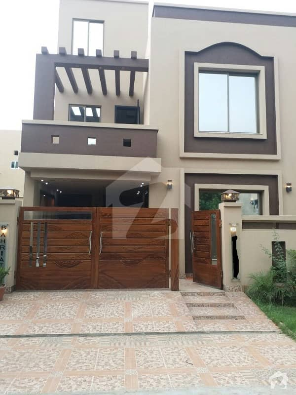 5 Marla Beautiful Good Condition And Well Constructed House Is Available For Rent In Block Bb Bahria Town Lahore
