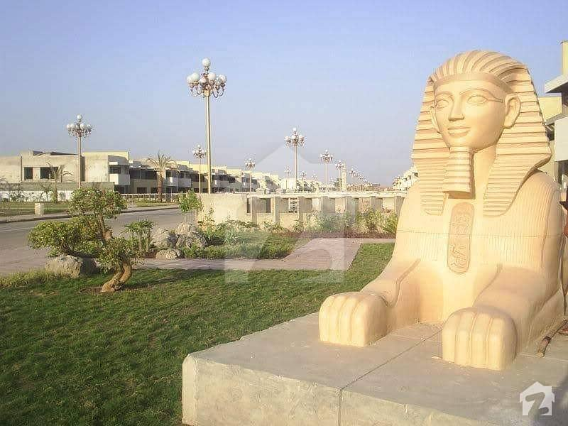 10 MARLA Residential Plot For Sale In Bahria Town  GHAZI Block