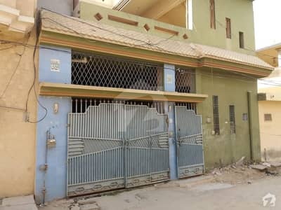 200 Sq. Yard Double Storey House Available For Sale In Gulshan-e-Mehran