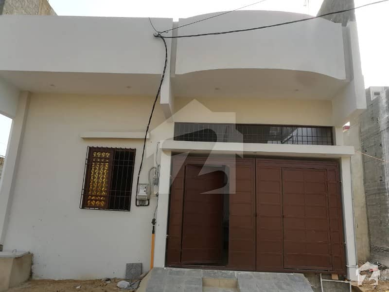 A Brand New Single Storey House For Sale
