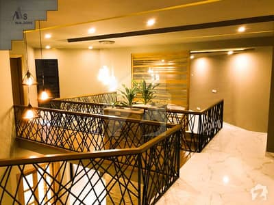 Brand New 500 Sq Yards Luxury Designer House On Prime Location Of Dha 1