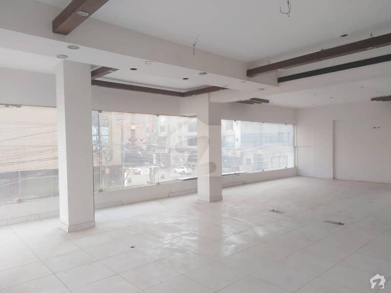 1st Floor Office Is Up For Sale In Khayaban e Bukhari Street 11  Muslim Commercial Corner