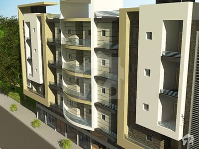 4 Rooms Luxury Apartment Is Available For Sale In Surjani Town Sector7C