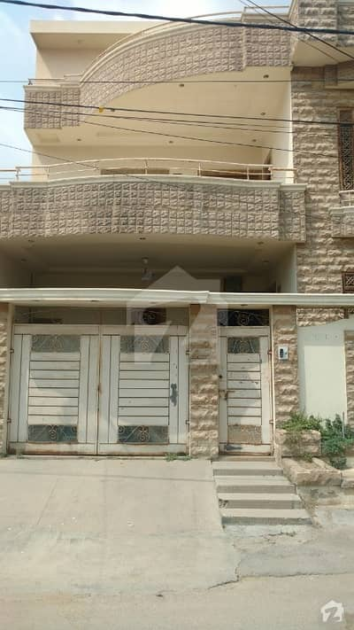 250 Sq Yd One Unit Bungalow Available For Sale In Gulshan E Jamal Rashid Minhas Road