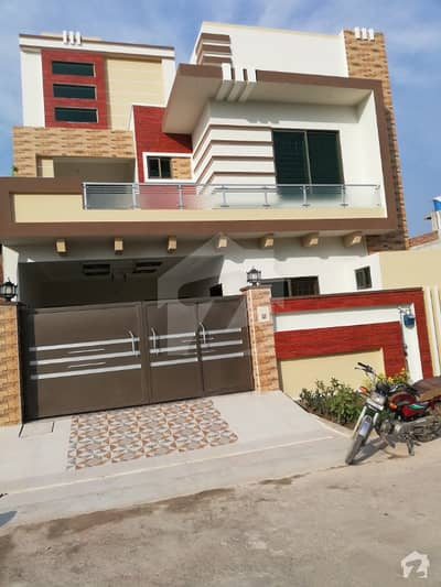 7 Marla Park Facing Brand New Double Storey House Available For Sale