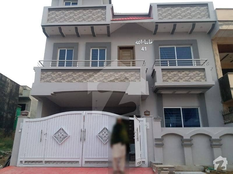 Double Story 30x60 Brand New House For Sale in G13