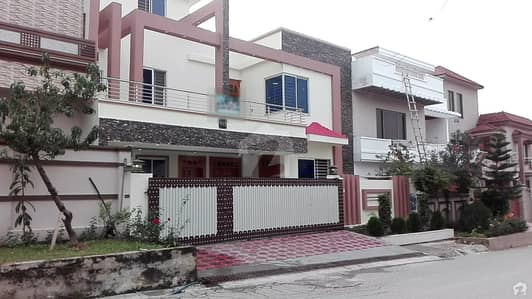 Brand New 12 Marla House Is Available For Sale In CBR Town Islamabad