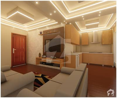 2 Bed Fully Furnished And Most Luxury Apartment For Sale In Bahria Town Lahore