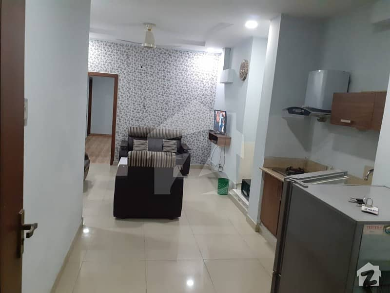 2 Bed Furnished Apartment For Rent In Bahria Town Civic Center