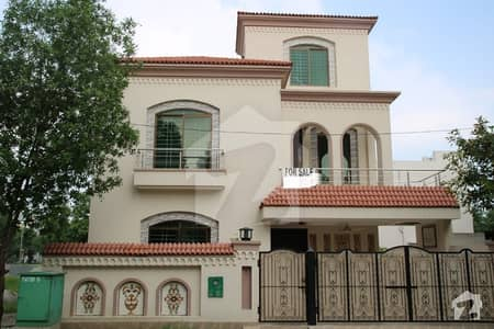 Finely Built New Spanish Palace 10 Marla House For Sale in Bahria Town