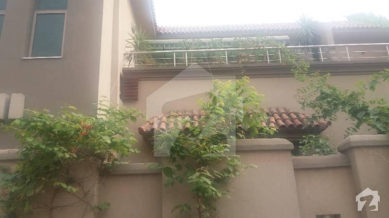 10 Marla 4 Bedrooms House For Sale In Sector B Askari Xi Lahore
