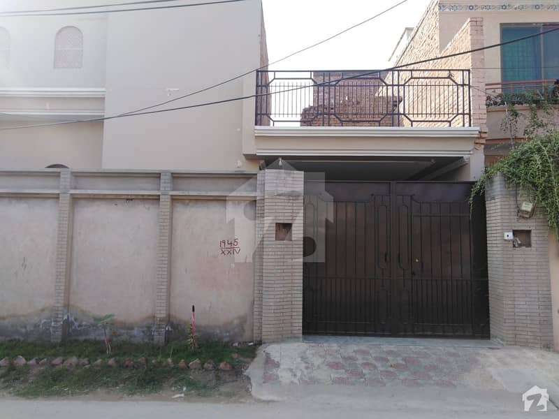 8 Marla Double Storey House Available For Rent In Shalimar Colony